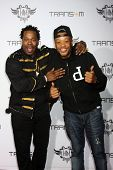 LOS ANGELES - JAN 23:  Busta Rhymes, J-doe at the Annual Trans4m Benefit Concert at Avalon on Januar