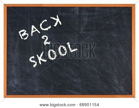 Misspelled Back To School