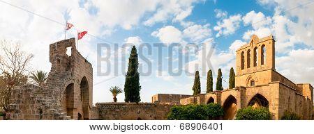 Bellapais Abbey. Kyrenia District. Cyprus