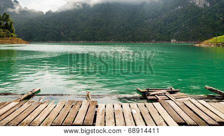 Boardwalk Front Bungalow On Green Lake