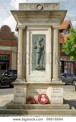 War Memorial, Abingdon