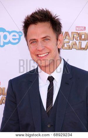 LOS ANGELES - JUL 21:  James Gunn at the