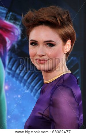 LOS ANGELES - JUL 21:  Karen Gillan at the
