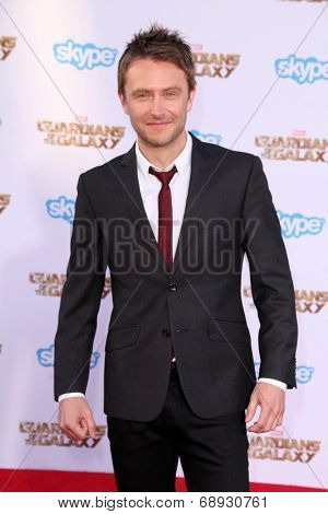 LOS ANGELES - JUL 21:  Chris Hardwick at the