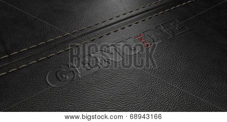Fake Leather Conterfeit