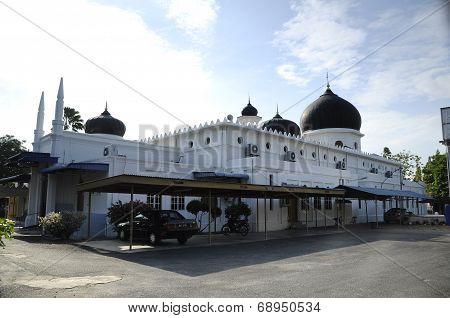 Alwi Mosque in Kangar
