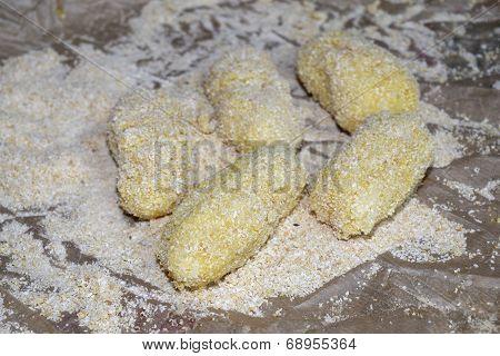 Rice Rissoles