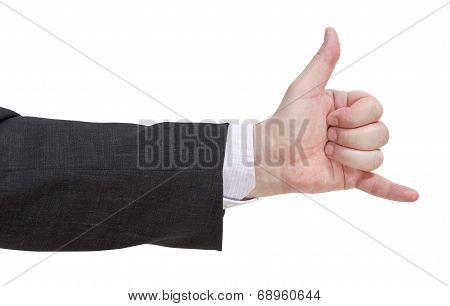 Telephone Call - Hand Gesture