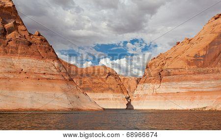 Lake Powell Winding Arm