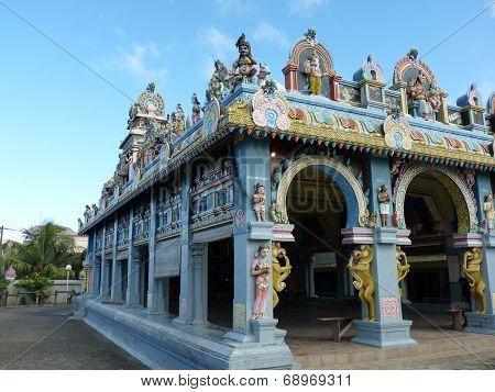 Tamil Surya Oudaya Sangam Temple