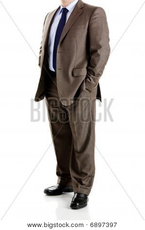 Business Man Suit