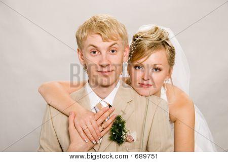 heiratete.