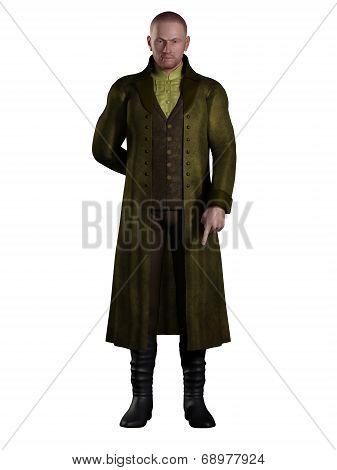Regency Gentleman