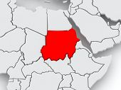 pic of sudan  - Map of worlds - JPG