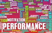 stock photo of performance evaluation  - Performance Review and Discussion as a Concept - JPG