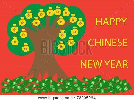 Wealthy Tree