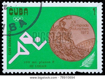 Olympics Games In Munich