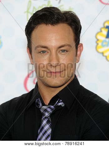 LOS ANGELES - AUG 10:  Jonathan Sadowski arrives to the Teen Choice Awards 2014  on August 10, 2014 in Los Angeles, CA.