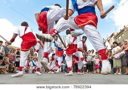 Cercavila Festa Major Vilafranca Del Penedes
