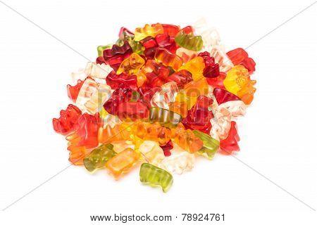 Sweet Jelly Gummy Bears