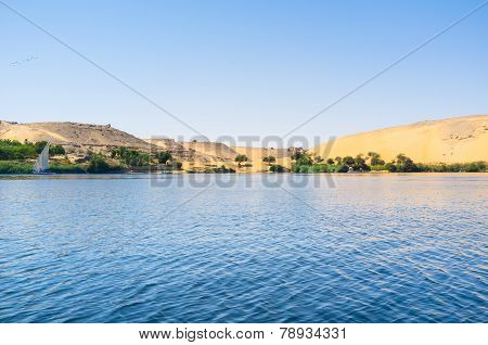 The River And Desert