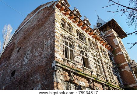 Bulgarian architecture style