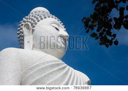 Big Buddha On The Island Phuket, Thailand