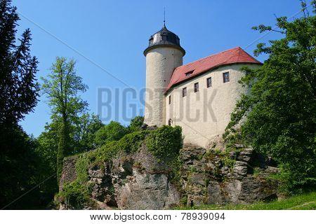 Burg Rabenstein - Chemnitz, Germany