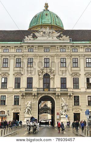 Hofburg Palace - Vienna, Austria