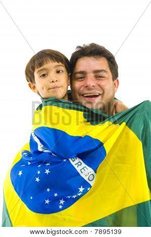 brasilianische Unterstützung