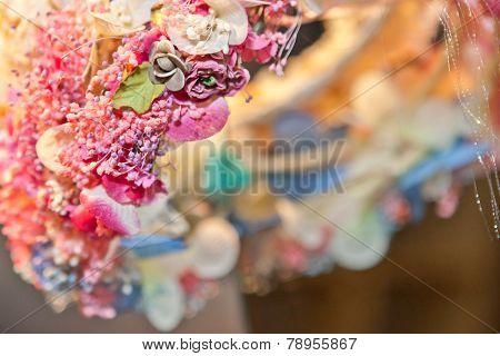 Bride Tiara Detail