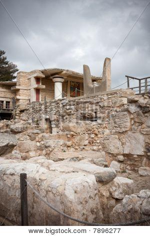 Knossos Archeological Site