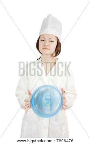 Cook Asian Woman