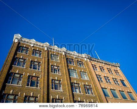 Old building, Saskatoon