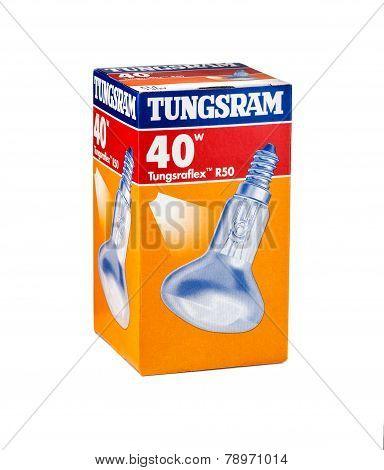Tungsram Bulb 40 Watt E14 230V