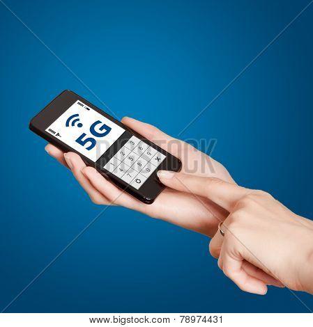 Global 5G Network.