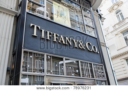 Tiffany Shop in Vienna