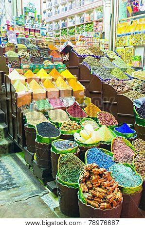 The Arabic Market