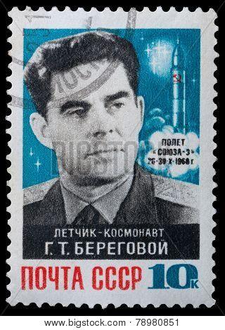Soviet; Astronaut