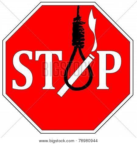 Stop Suicide Through Smoking