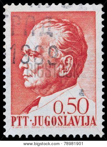 President Josip Broz Tito