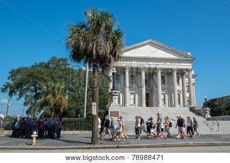 United States Custom House in Charleston, SC