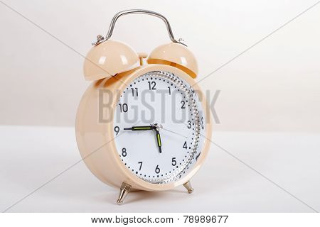 Alarm Clock On A Table