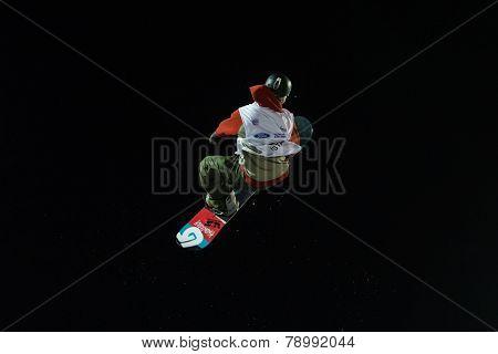 Fis Snowboard Big Air World Cup