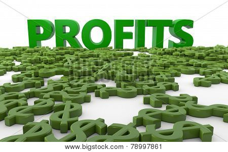 Profits - Wealth and Success