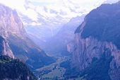 image of sorcerer  - Lauterbrunnen Valley  - JPG