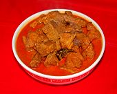 Peking Chef Spicy Curry Lamb With Potato poster