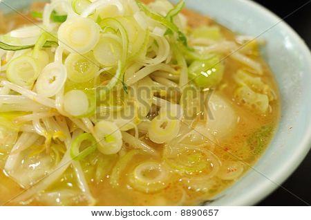 Japanese Fermented Bean Noodles