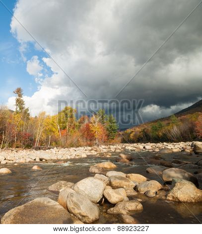 Pemigewasset River, Route 112, Bear Notch, Kancamagus Highway