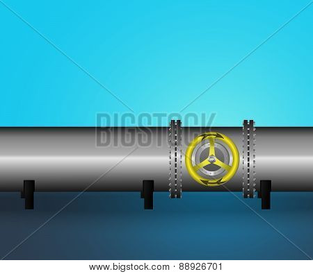 Gas Pipeline 01